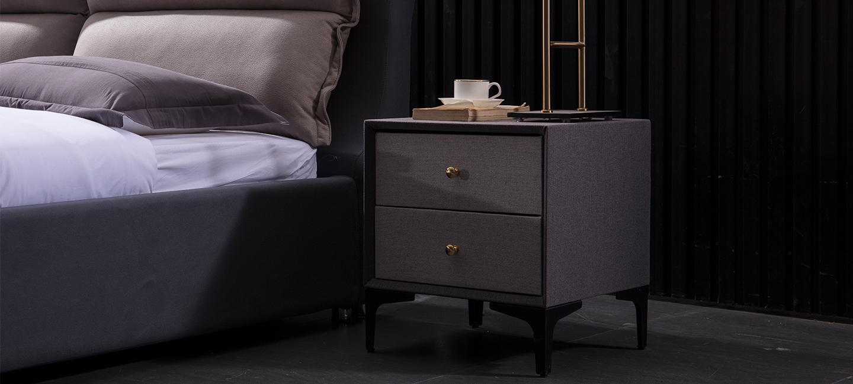 现代风格-床头柜